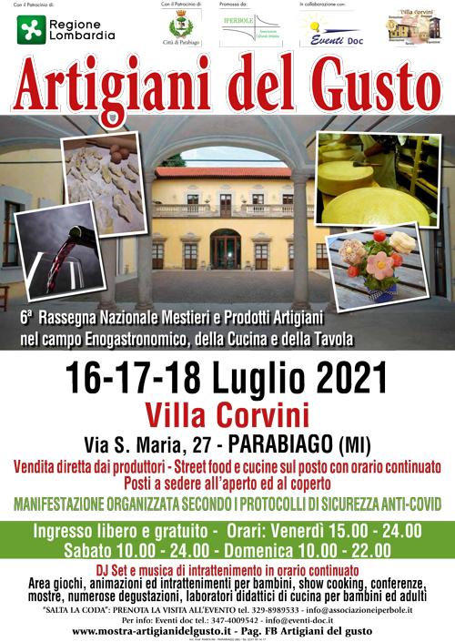 Manifesto-Artigiani-del-Gusto-Luglio-Villa-Corvini-RID