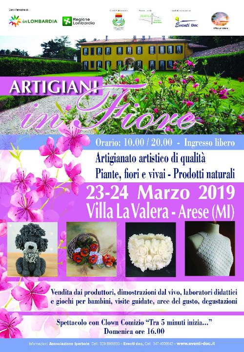 Manifesto Artigiani in fiore_rid